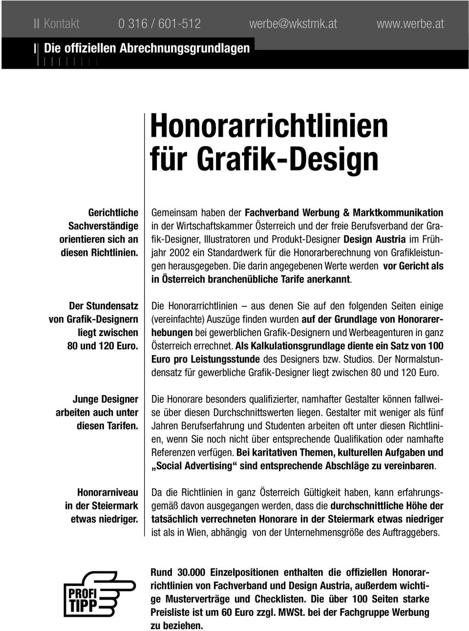 Mustervertrag grafikdesign