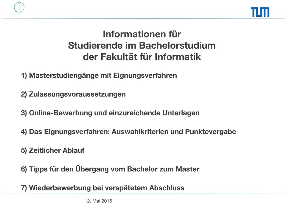 Thesis Information