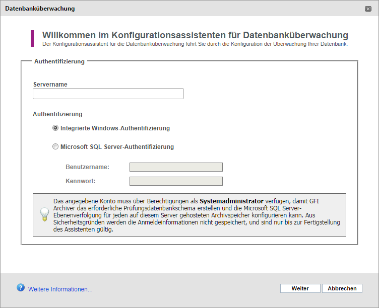 Screenshot 82: Auswahl der Authentifizierungsmethode 3.