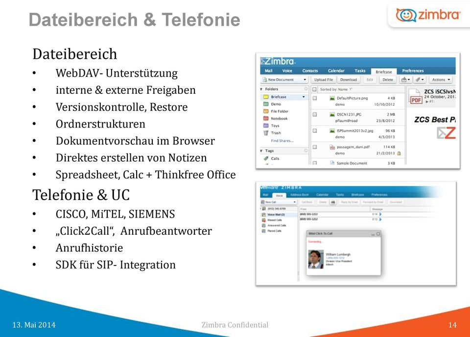 Direktes erstellen von Notizen Spreadsheet, Calc + Thinkfree Office Telefonie & UC