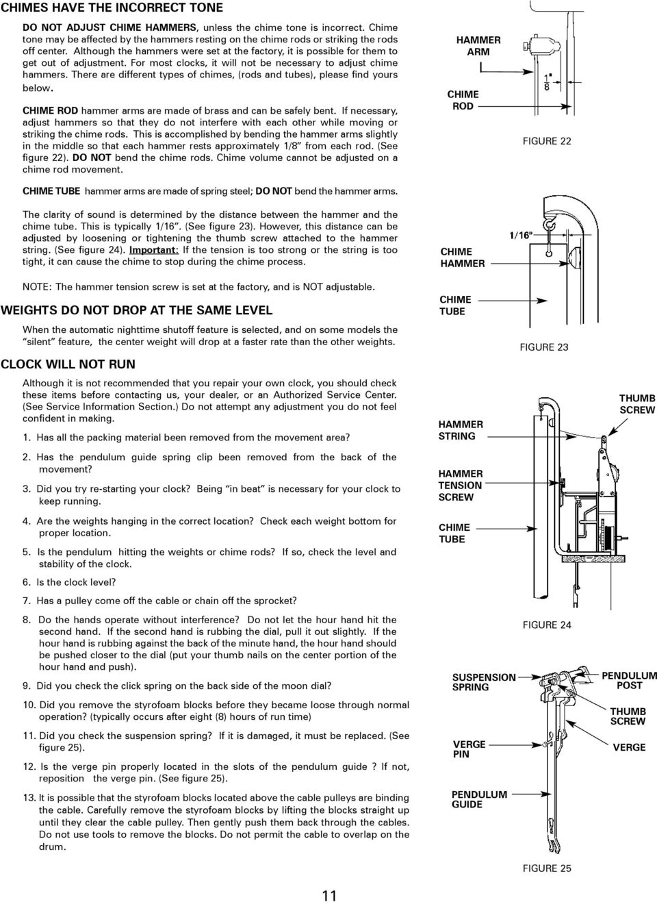 Grandfather Clock Pendulum Guide Pictures to Pin on Pinterest - PinsDaddy