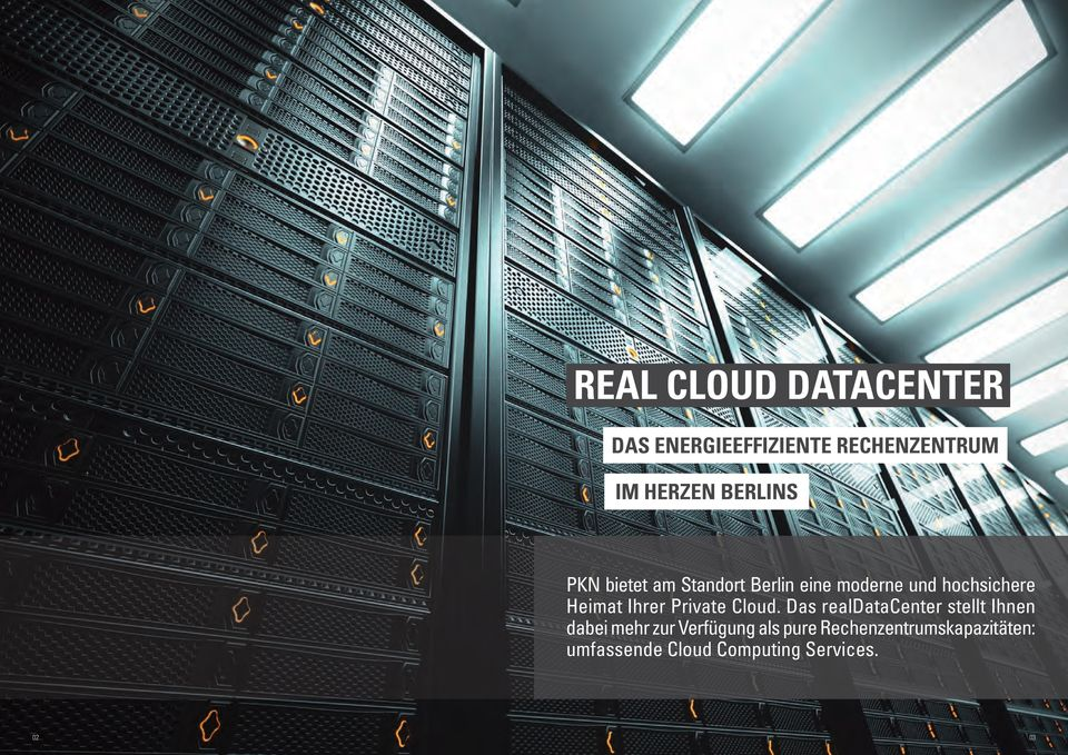 Ihrer Private Cloud.