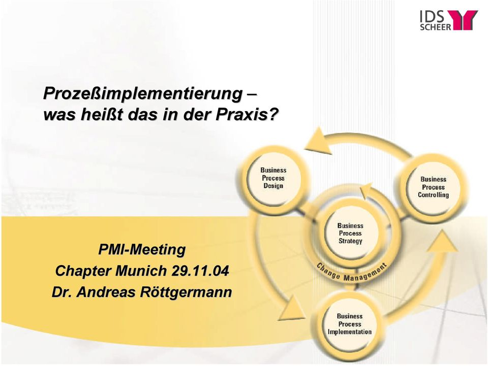 PMI-Meeting Meeting Chapter