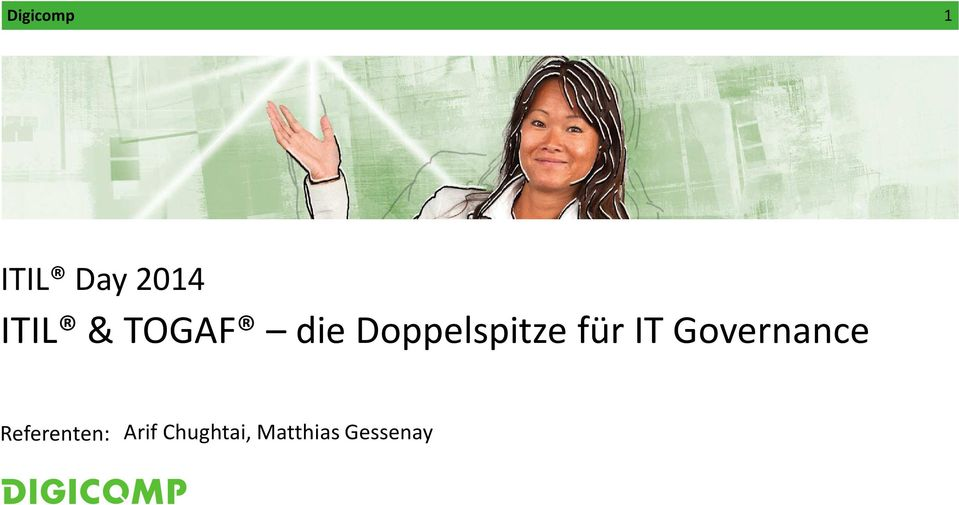 IT Governance Referenten: