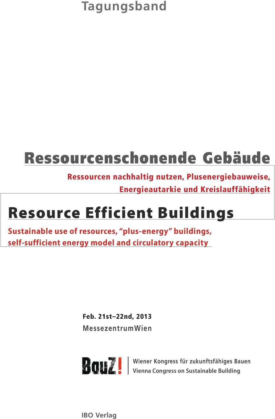 plus-energy buildings, self-sufficient energy model and circulatory capacity Feb.