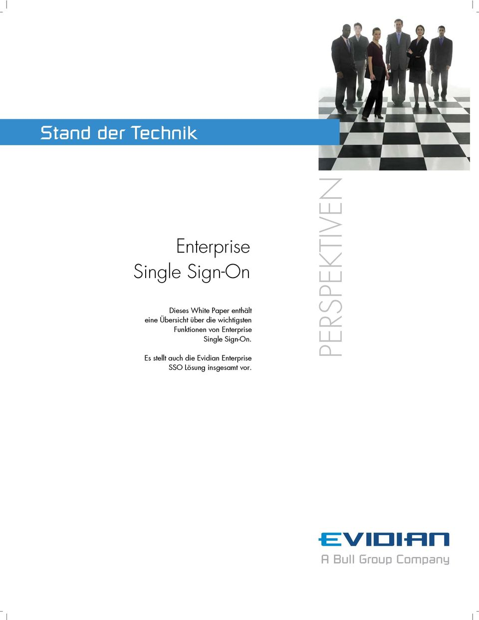 Funktionen von Enterprise Single Sign-On.
