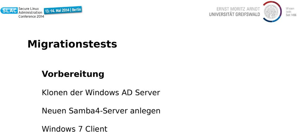 Windows AD Server Neuen