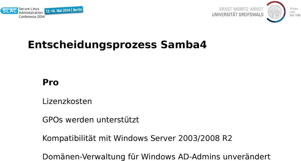 Kompatibilität mit Windows Server