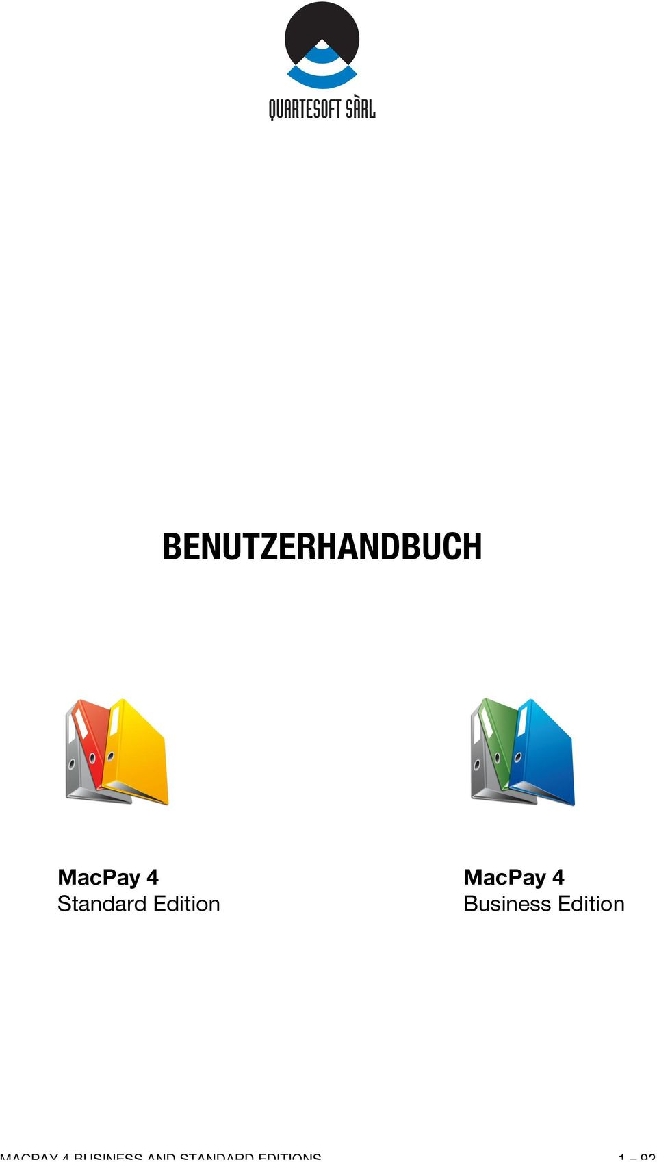 Business Edition MACPAY 4