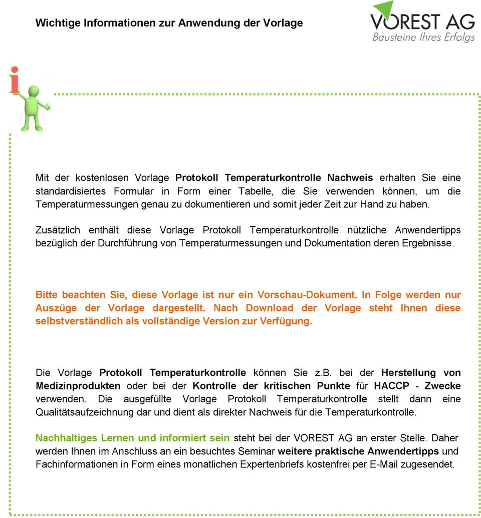 Fein Haccp Vorlage Fotos - Entry Level Resume Vorlagen Sammlung ...