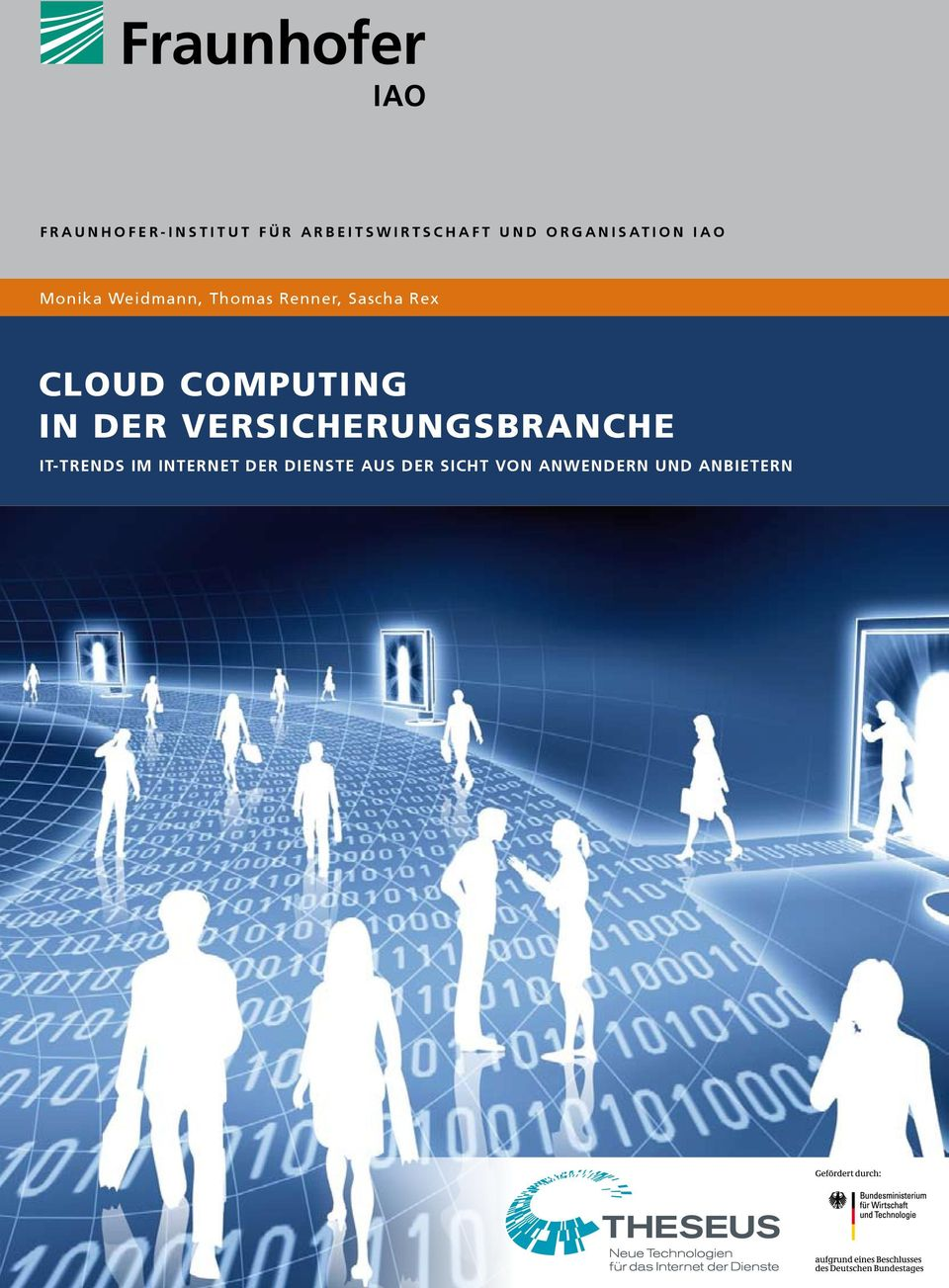 Rex Cloud Computing in der Versicherungsbranche