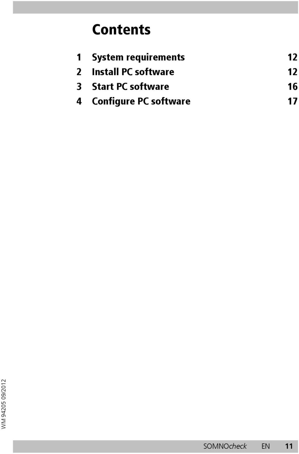 software 12 3 Start PC software