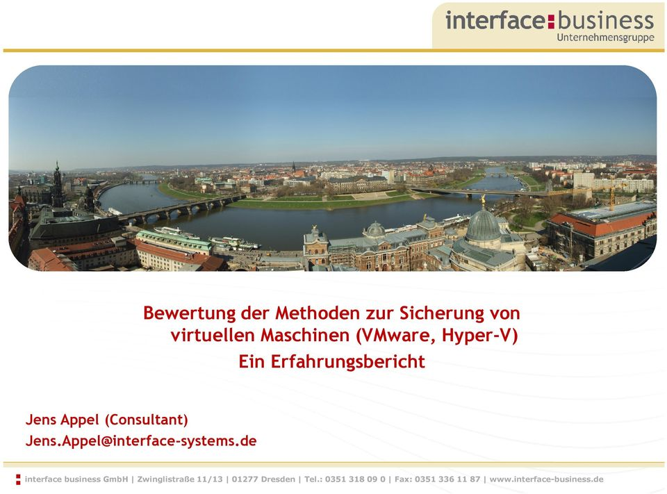 Appel@interface-systems.