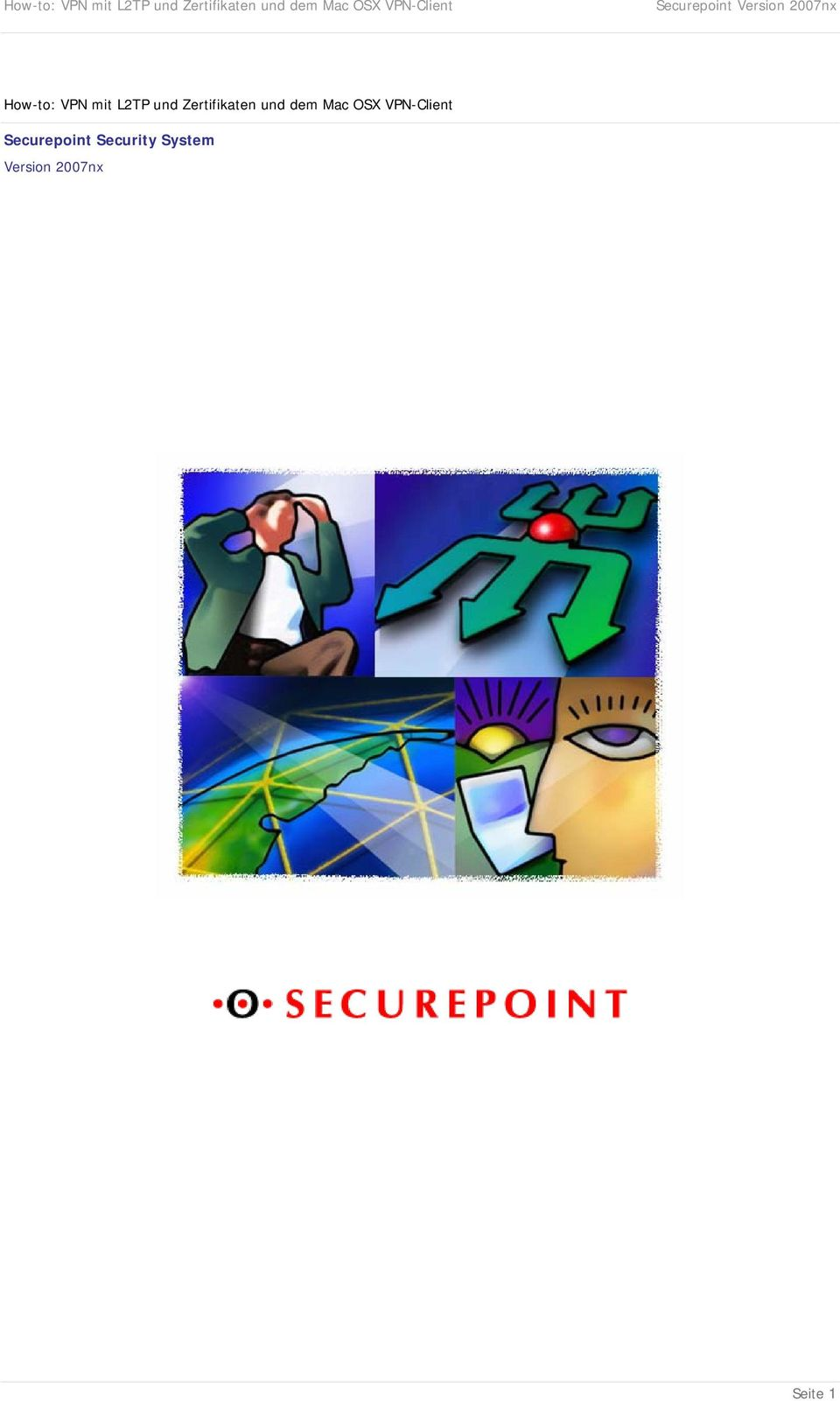 VPN-Client Securepoint