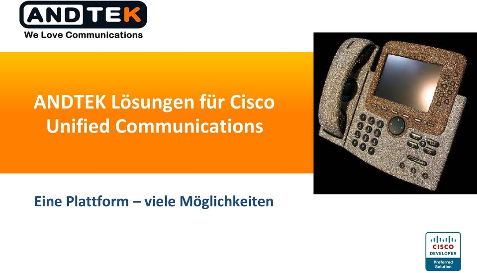 Communications Eine