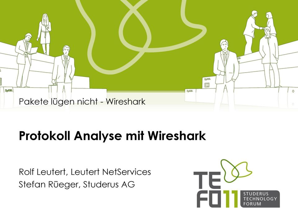 Wireshark Rolf Leutert,