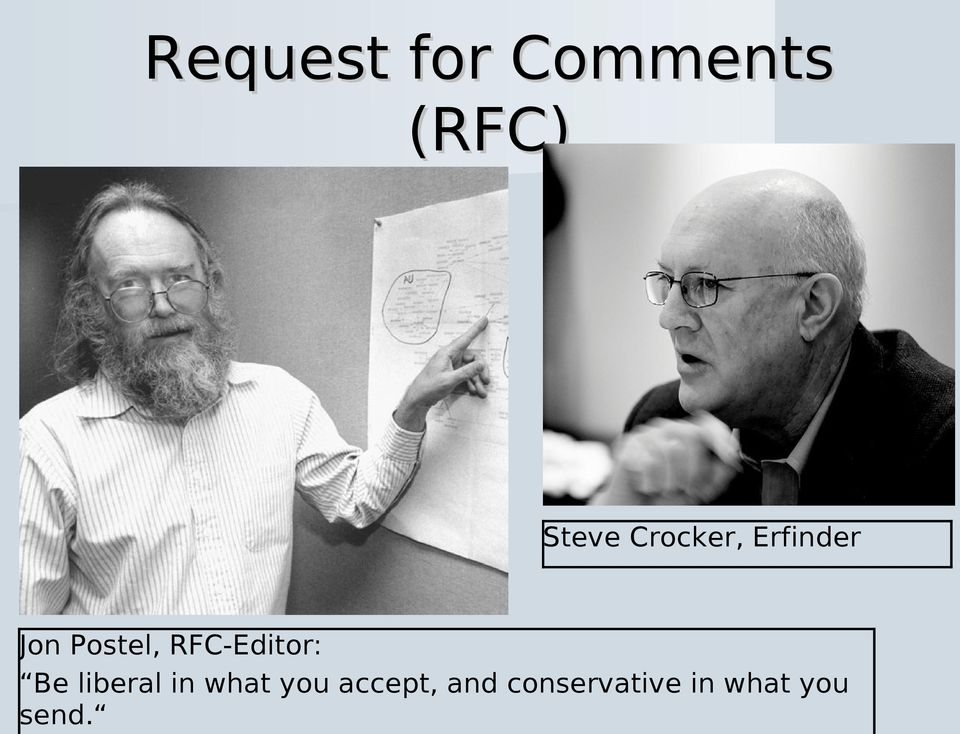 RFC-Editor: Be liberal in what you