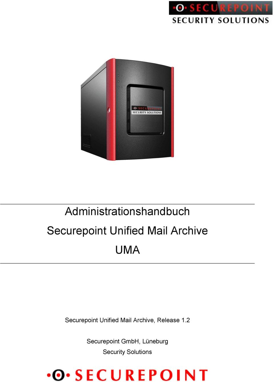 Unified Mail Archive, Release 1.