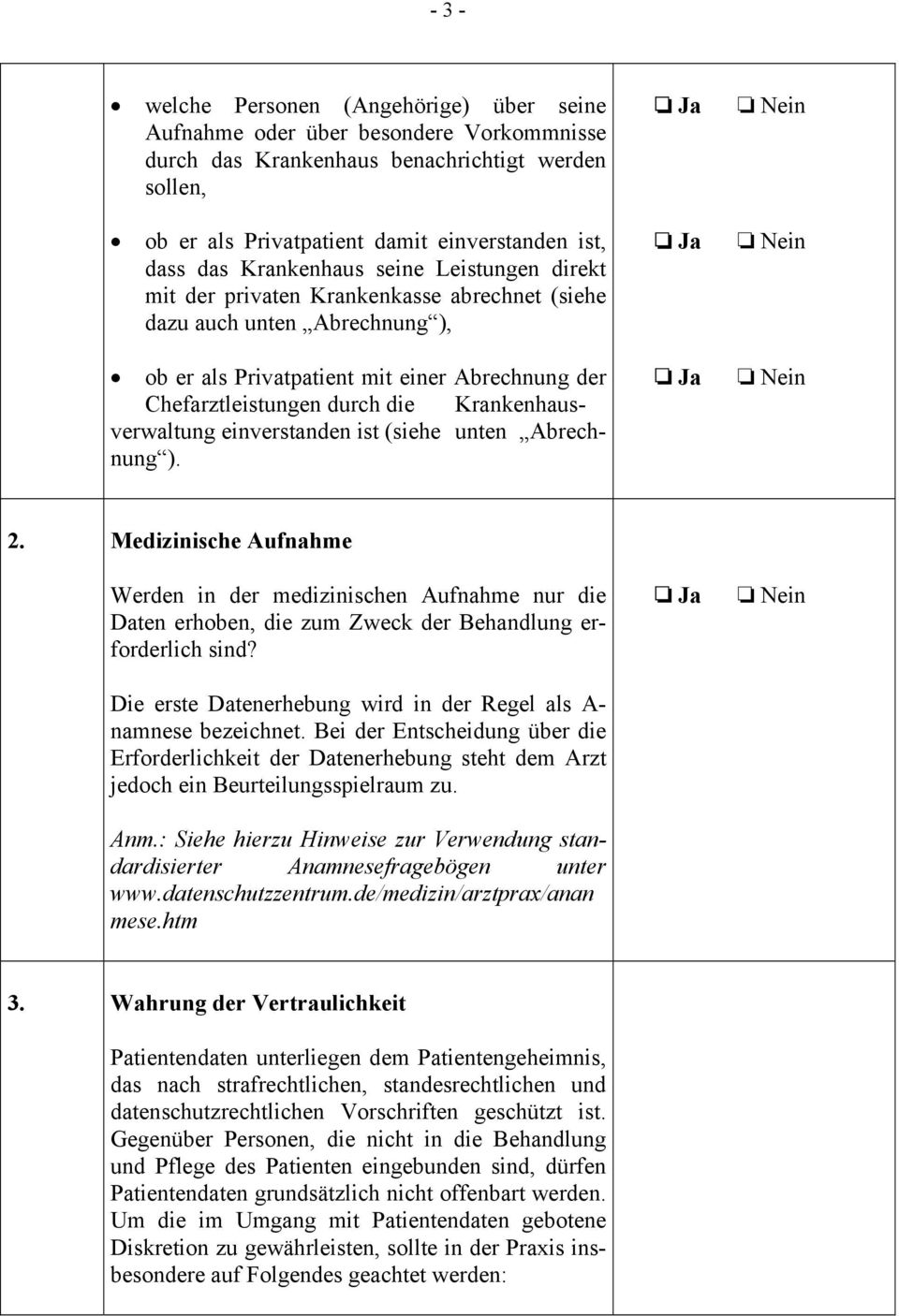 datenschutz im krankenhaus checkliste pdf. Black Bedroom Furniture Sets. Home Design Ideas