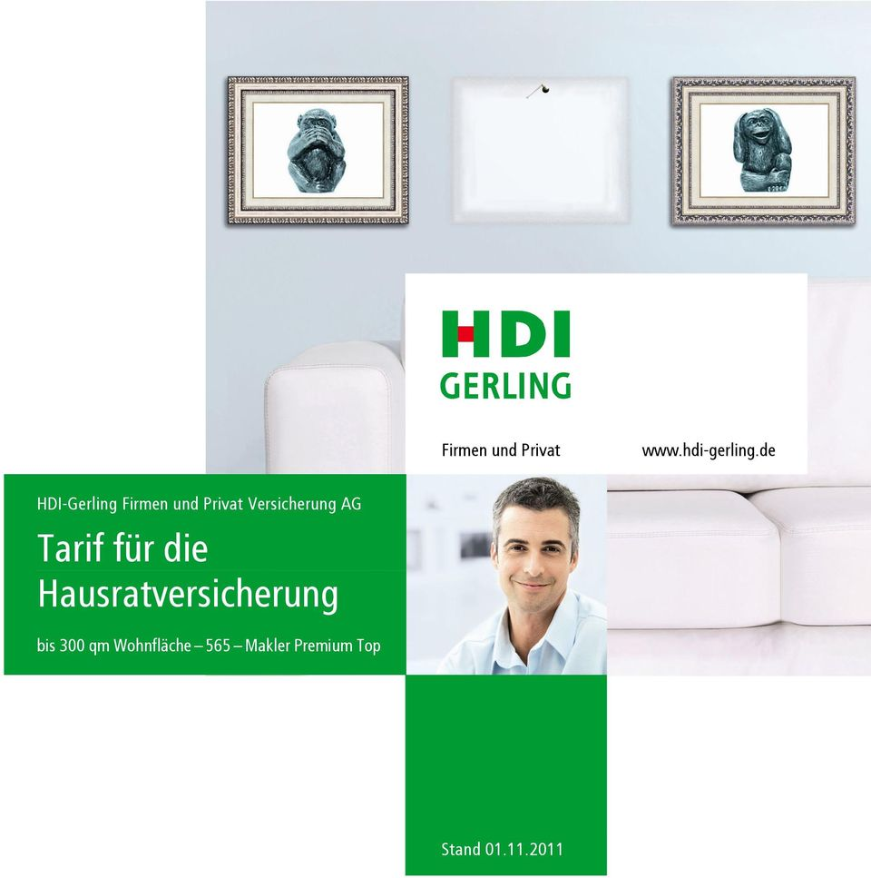 hdi gerling firmen und privat versicherung ag tarif f r. Black Bedroom Furniture Sets. Home Design Ideas