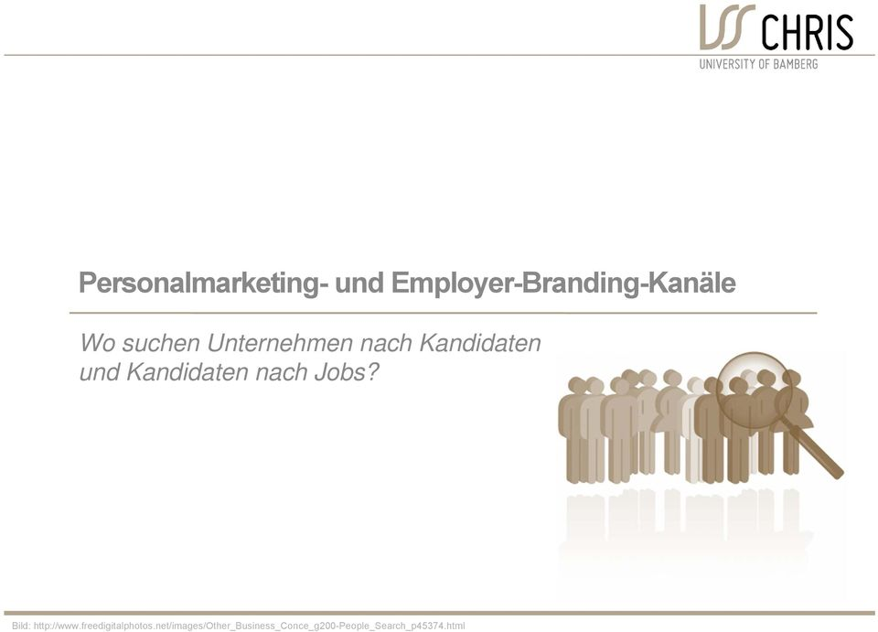 nach Jobs? Bild: http://www.freedigitalphotos.