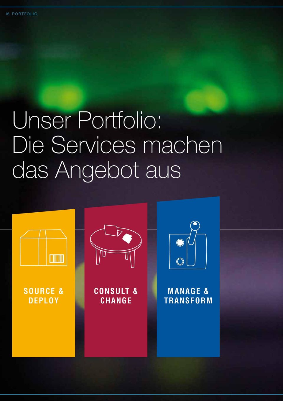 Angebot aus Source & Deploy