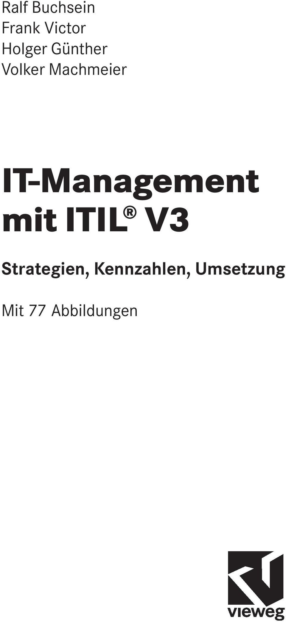 IT-Management mit ITIL V3