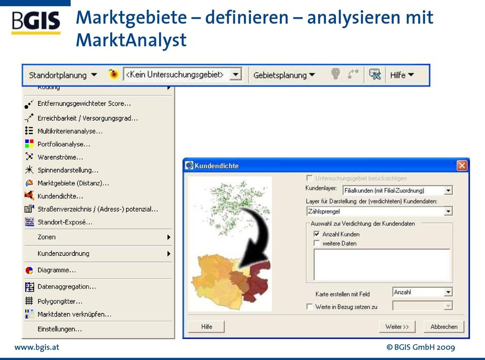 analysieren