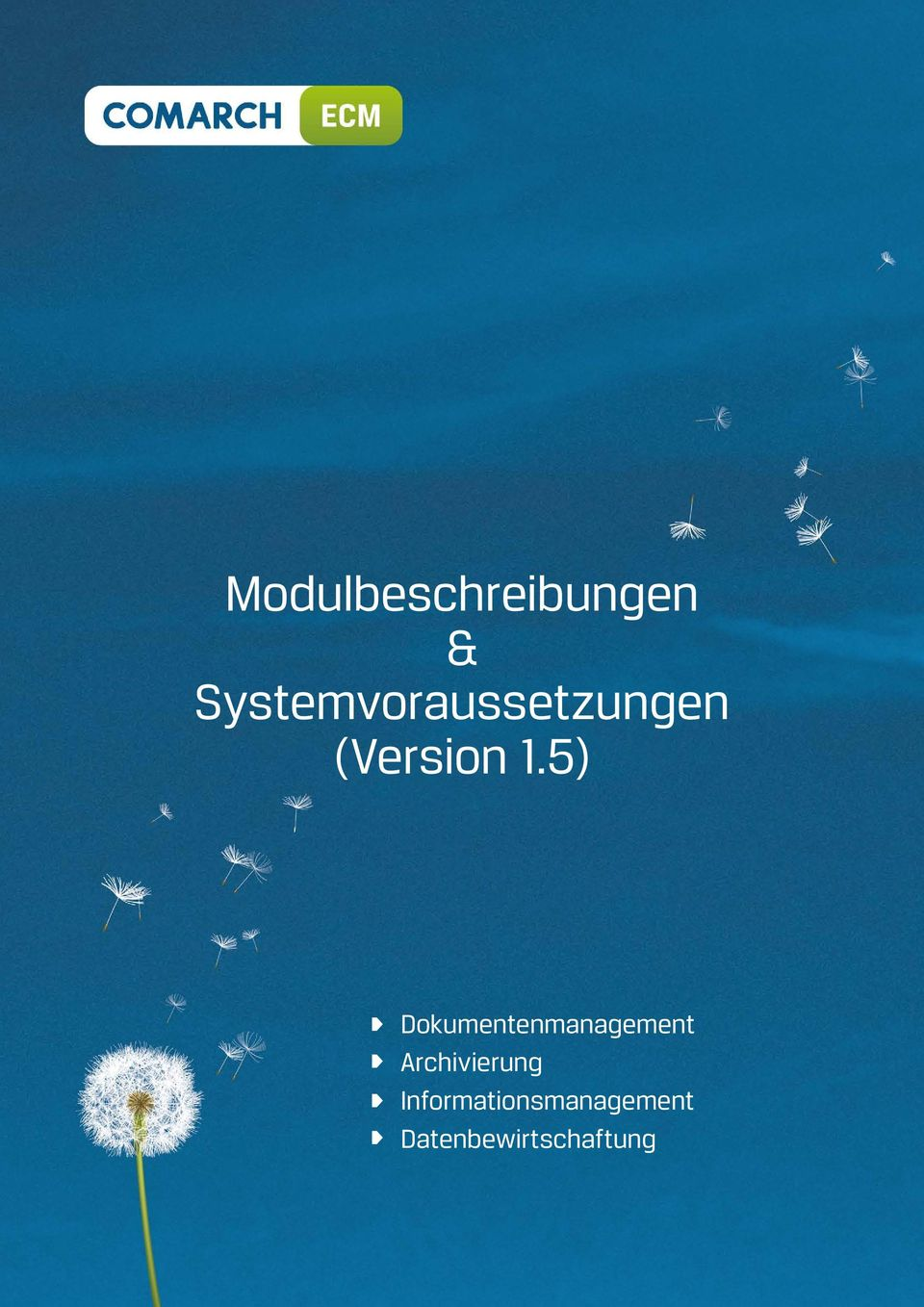 5) Dokumentenmanagement