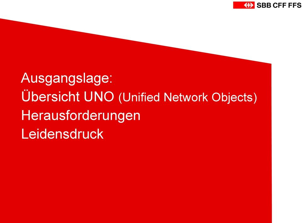 (Unified Network