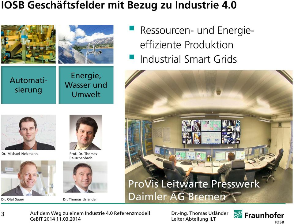 Thomas Usländer Demo Plant Industry 4.