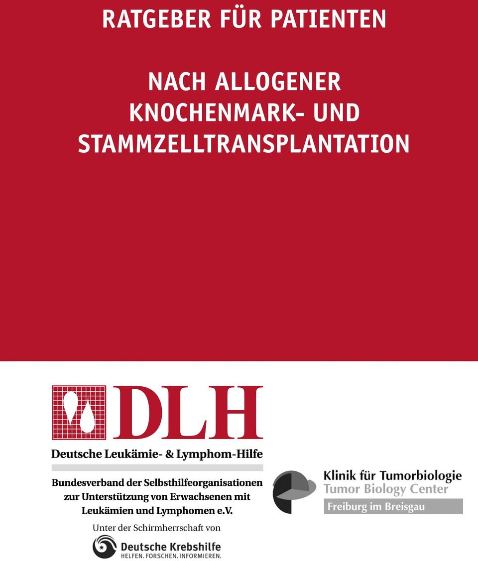 Stammzelltransplantation