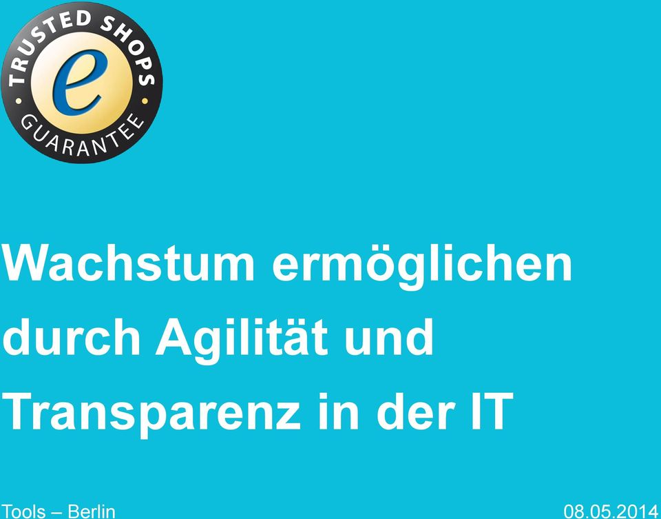 Transparenz in der IT