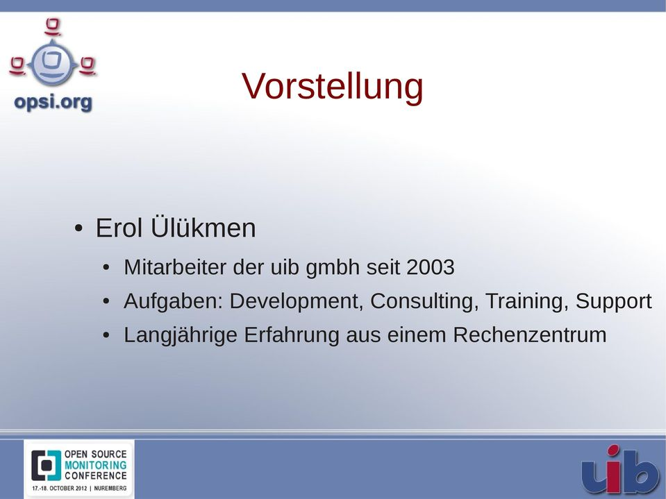 Development, Consulting, Training,