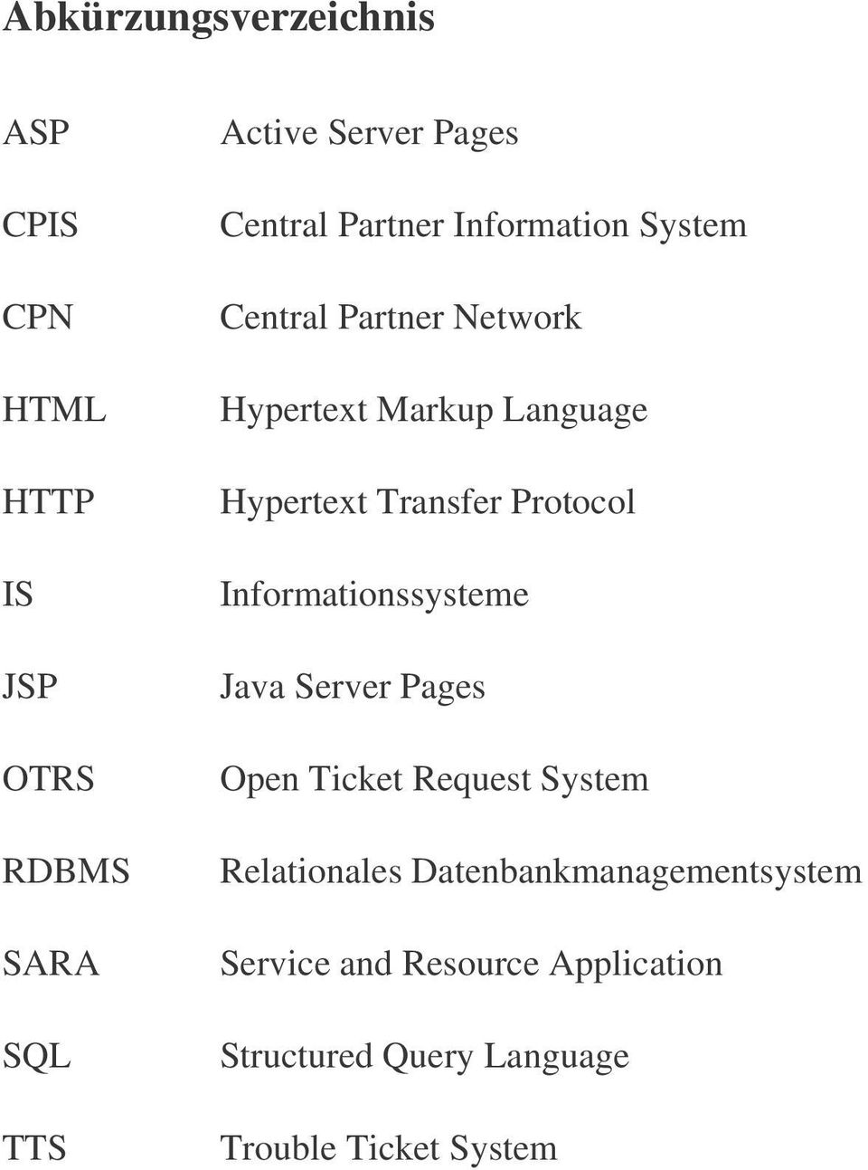 Transfer Protocol Informationssysteme Java Server Pages Open Ticket Request System Relationales