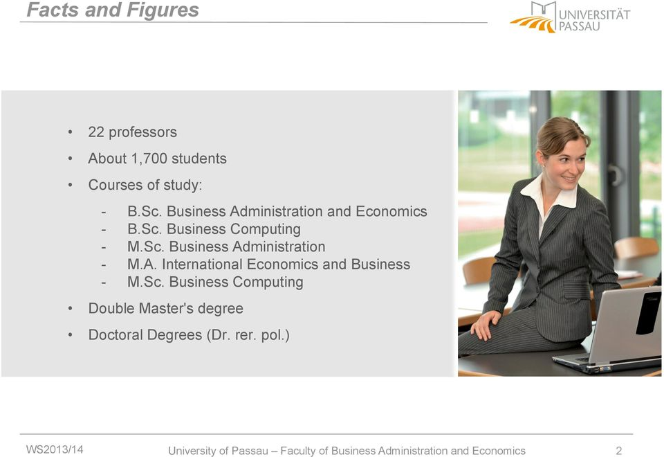 A. International Economics and Business - M.Sc.