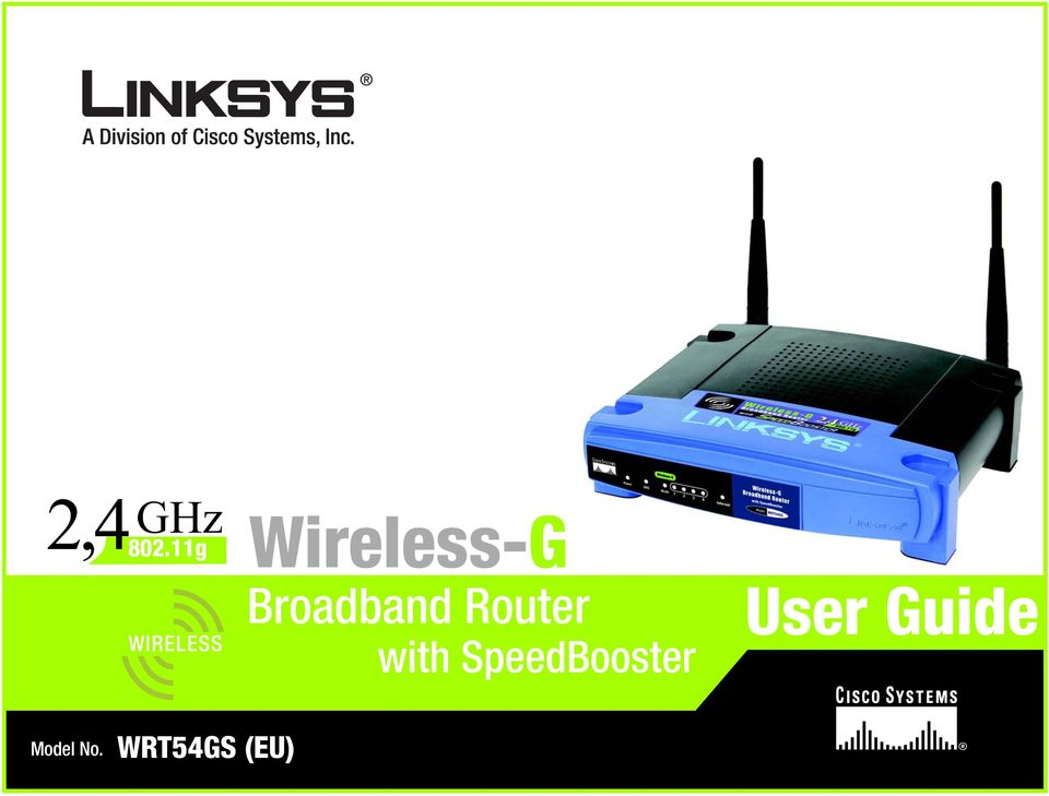 Broadband Router with