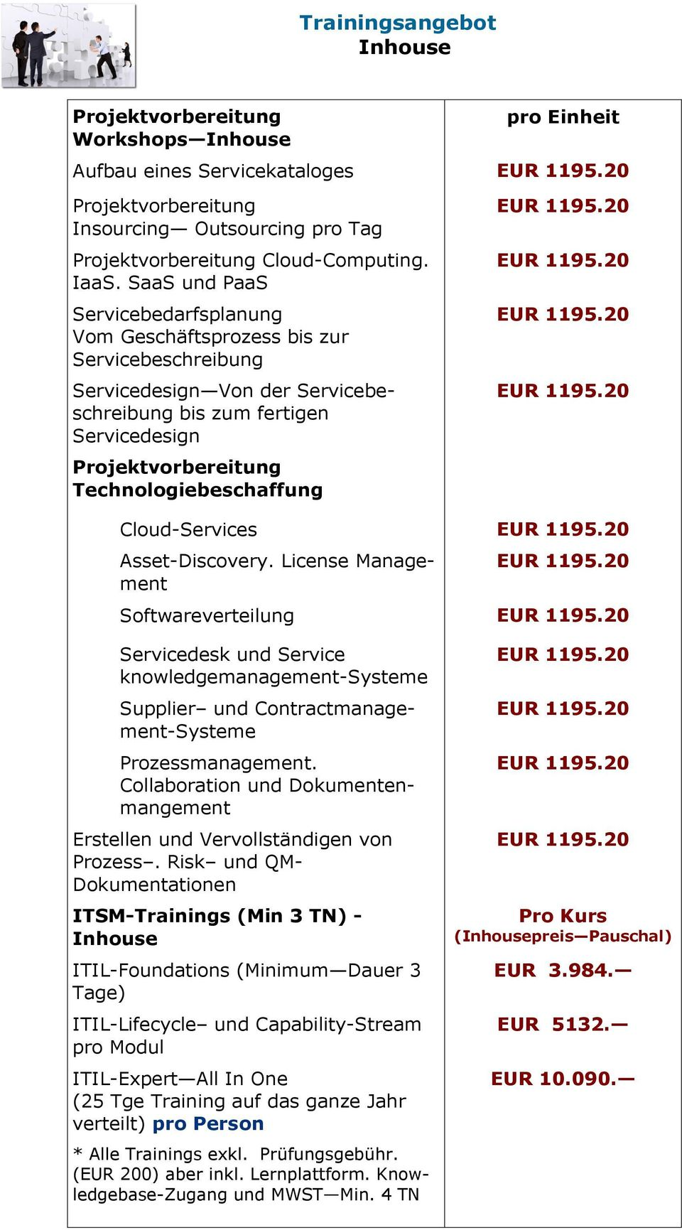 Technologiebeschaffung Cloud-Services Asset-Discovery.