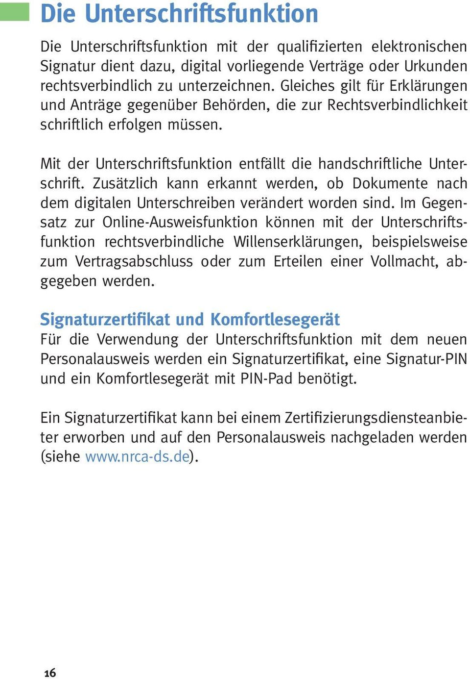 ausweis online funktion