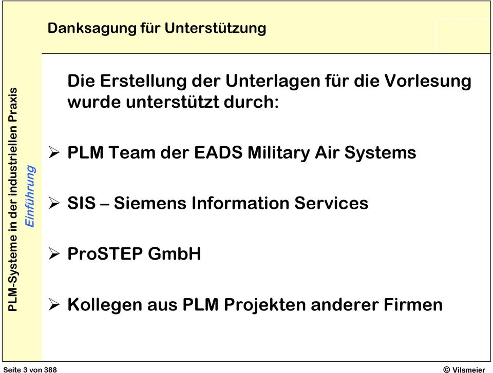 Military Air Systems Einführung SIS Siemens Information