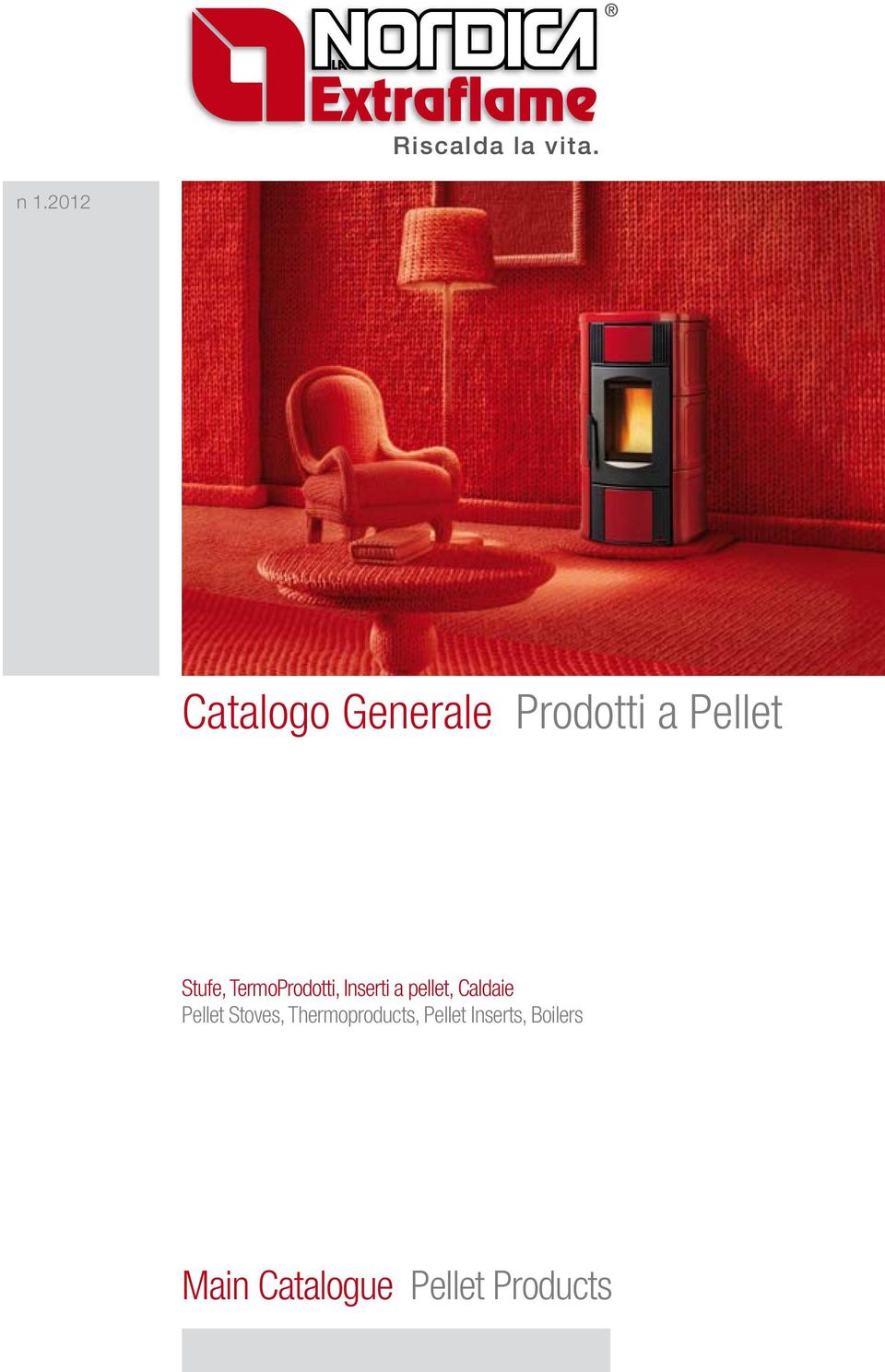 Caldaie Pellet Stoves, Thermoproducts,