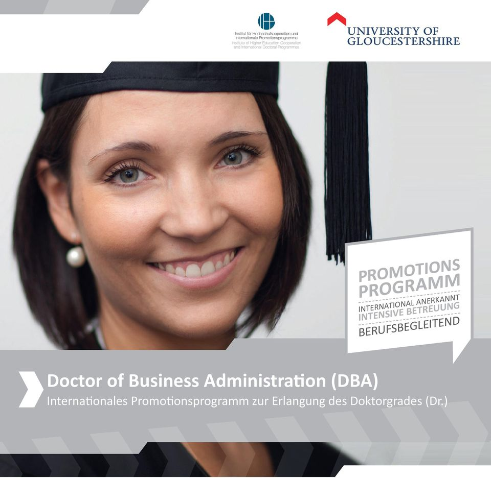 Business Administration (DBA) Internationales