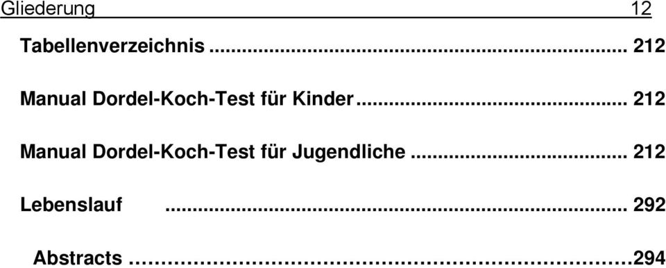 Dordel koch test dkt pdf for Koch quiz kinder