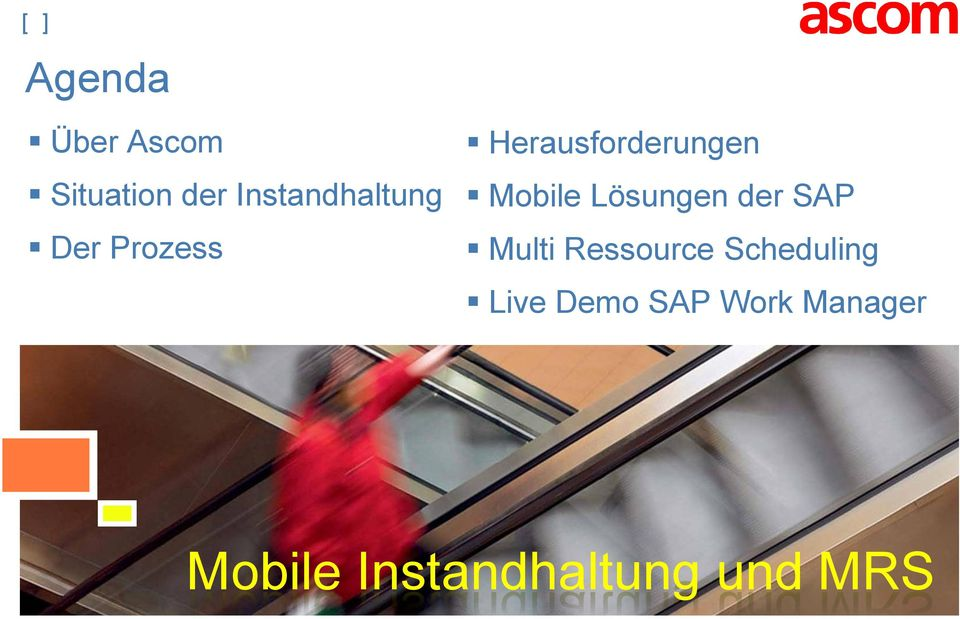 Mobile Lösungen der SAP Multi Ressource