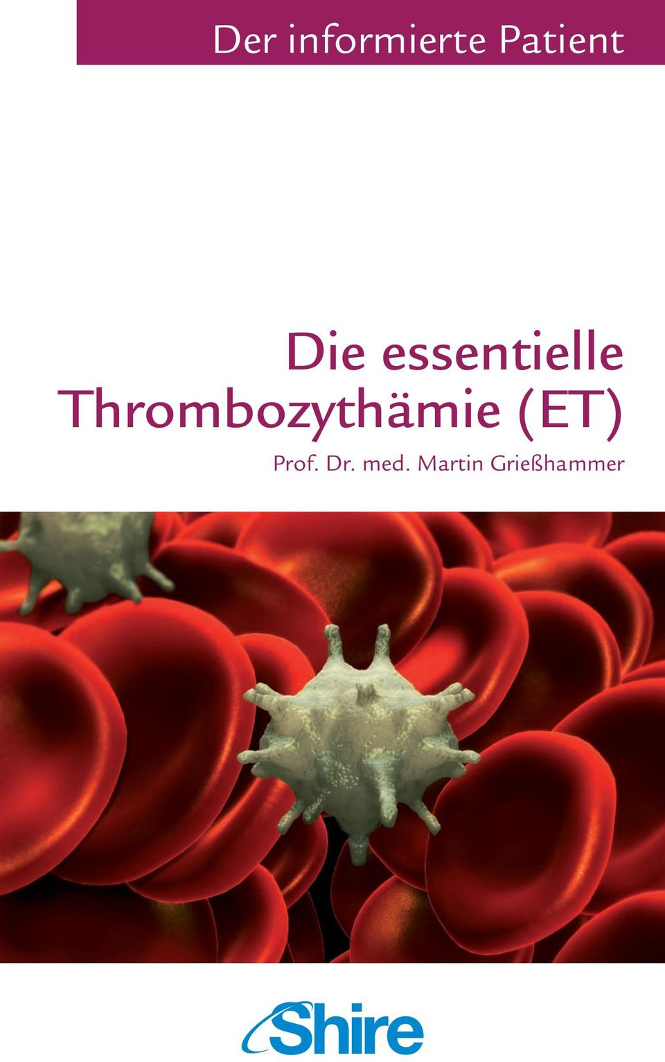 Thrombozythämie (ET)