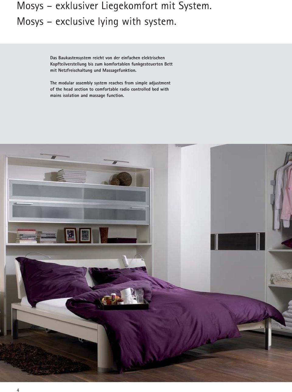 das modulare baukasten system f r ihr bett mosys the. Black Bedroom Furniture Sets. Home Design Ideas