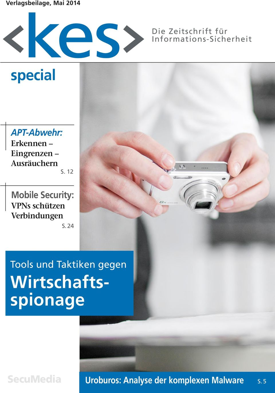 12 IT-Security Mobile Security: VPNs schützen Verbindungen S.