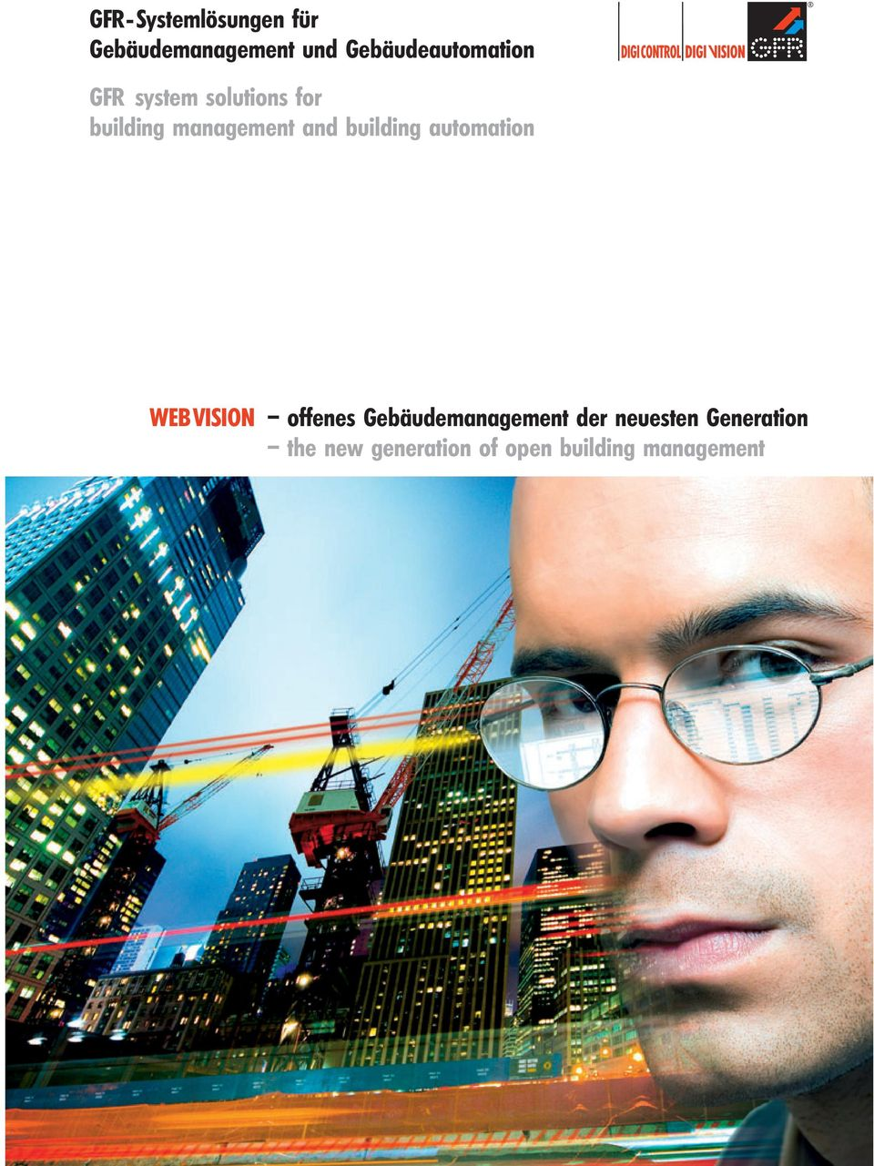 management and building automation WEBVISION offenes