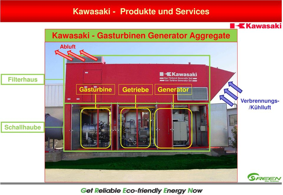 Kawasaki Gas Turbine Europe Gmbh