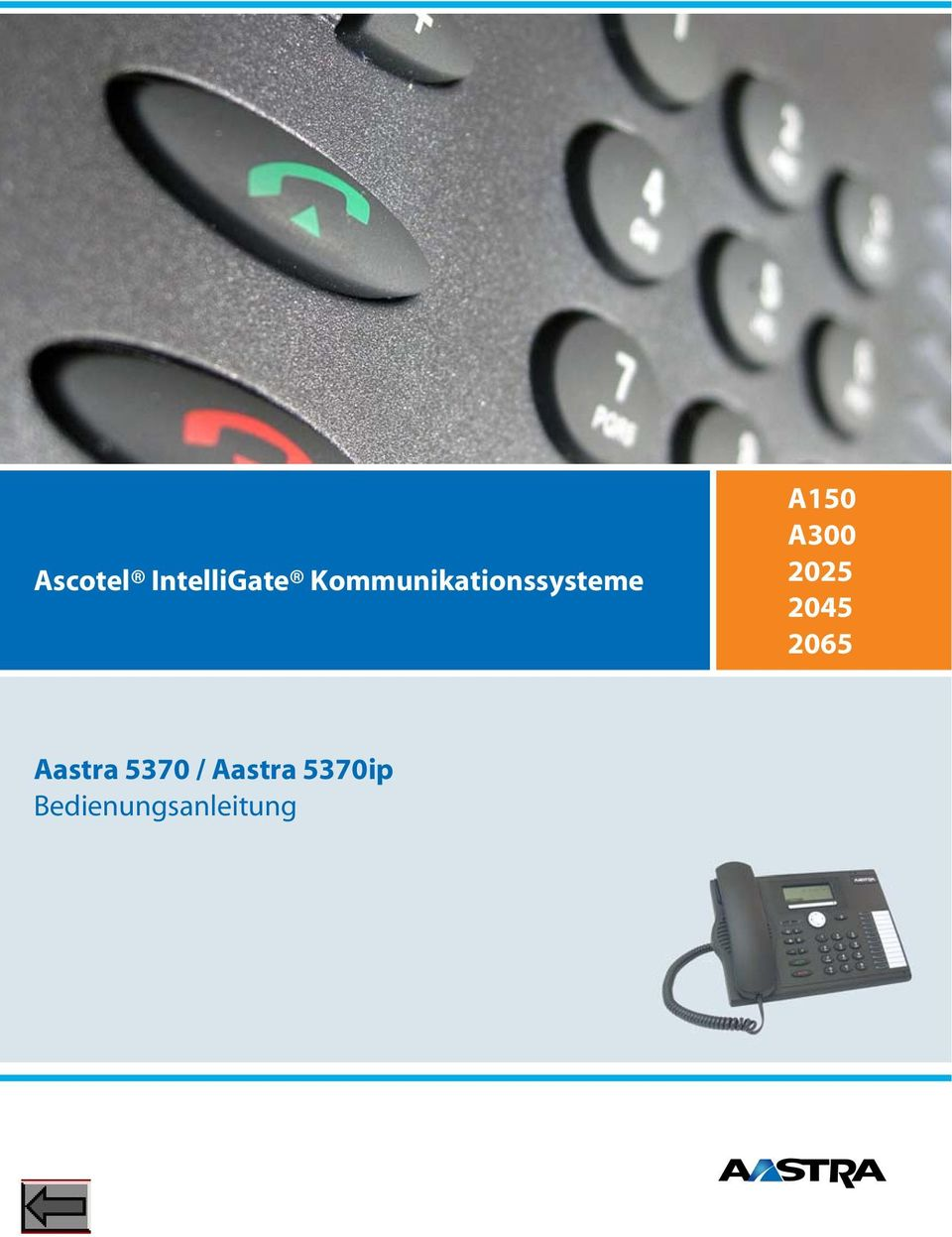 A300 2025 2045 2065 Aastra